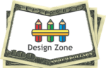 Let Us Design Your Money drop Card