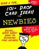 101 Drop Card Ideas for Newbies